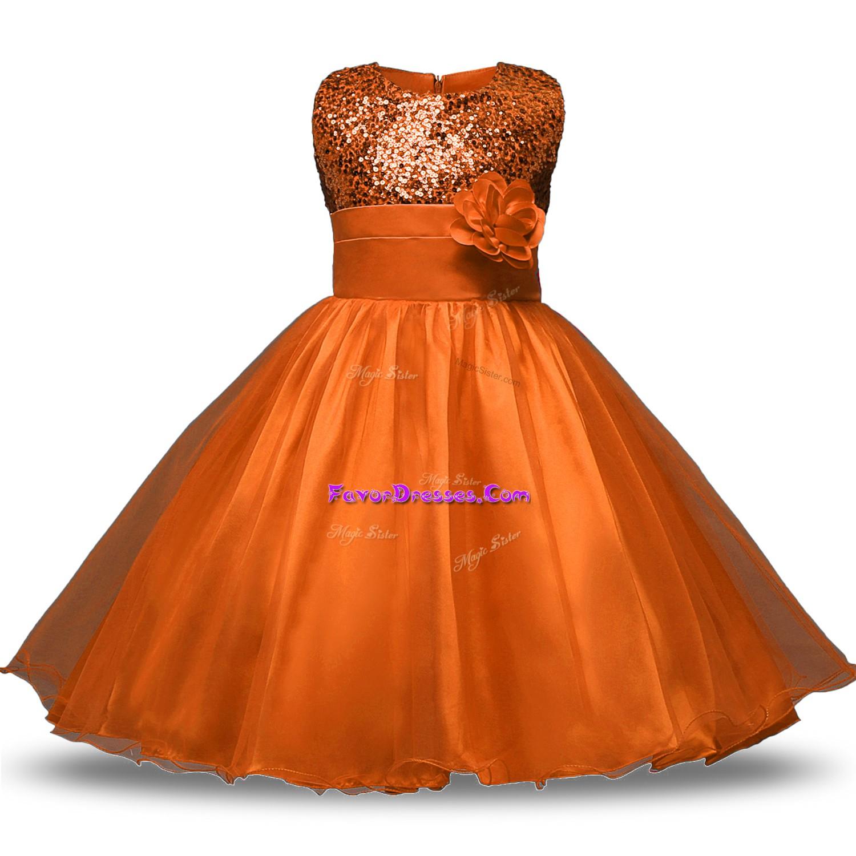 abb54bf5bb8 Rust Orange Flower Girl Dresses - Gomes Weine AG