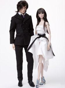 Fashion Handmade Barbie White Tulle Wedding Dress For Barbie Doll